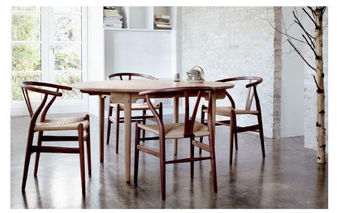 カール・ハンセンのダイニングテーブル01
